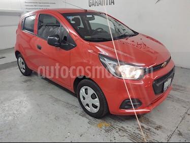 Chevrolet Beat LT usado (2018) color Rojo precio $134,000