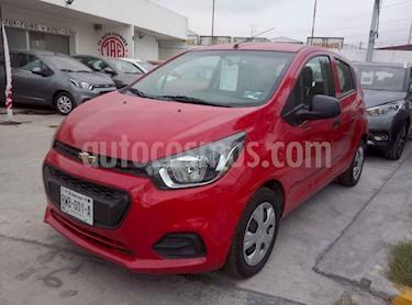 Chevrolet Beat LT usado (2019) color Rojo precio $182,000
