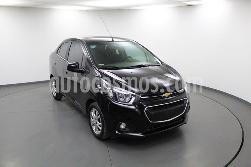 Chevrolet Beat LTZ Sedan usado (2020) color Negro precio $174,999