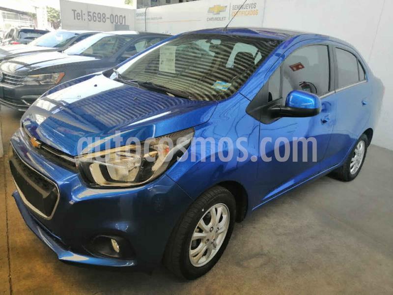 Foto Chevrolet Beat LTZ usado (2019) color Azul precio $169,000