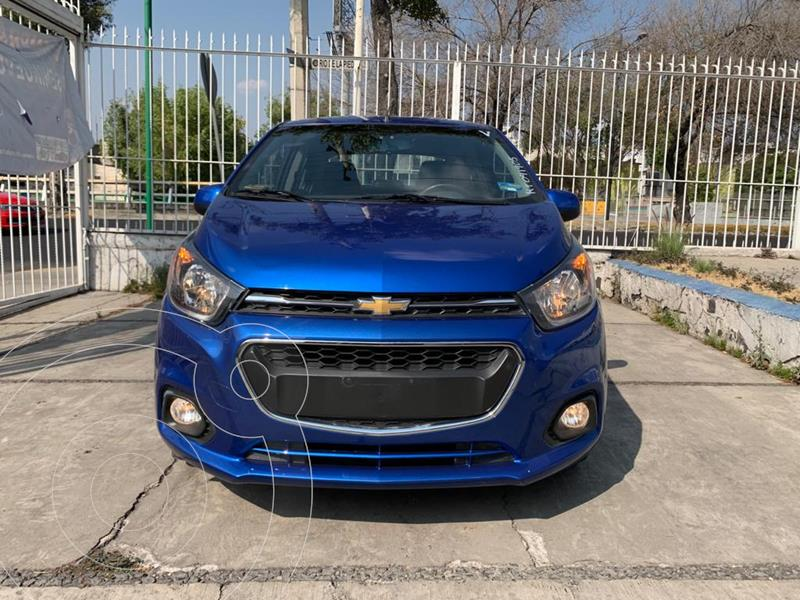 Chevrolet Beat Notchback LTZ Sedan usado (2019) color Azul precio $168,999