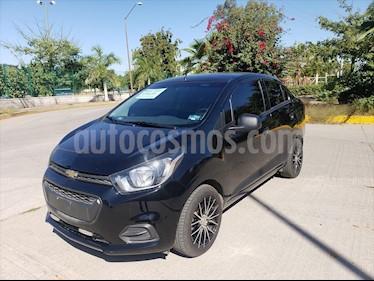 Chevrolet Beat LT Sedan usado (2019) color Negro precio $195,000