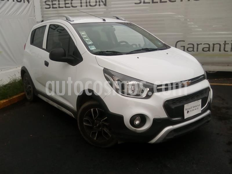 Chevrolet Beat Active usado (2019) color Blanco precio $145,000