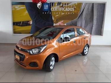 Foto Chevrolet Beat 4p NB LS L4/1.2 Man usado (2018) color Naranja precio $141,900