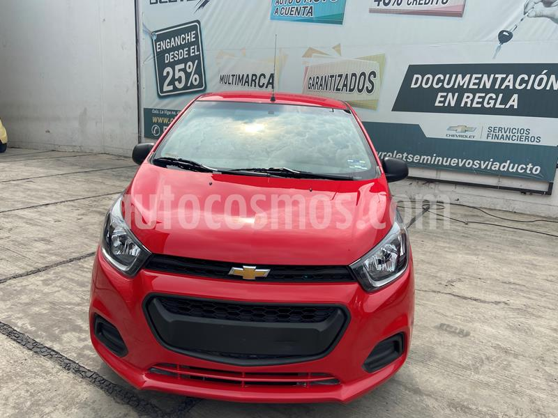 foto Chevrolet Beat LT usado (2019) color Rojo precio $150,000