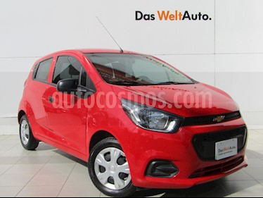 Chevrolet Beat LT usado (2018) color Rojo precio $129,000