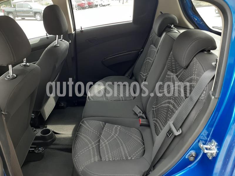 Chevrolet Beat LTZ usado (2019) color Azul precio $179,000