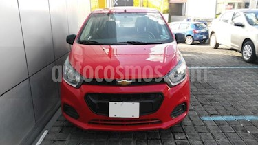 Chevrolet Beat 5p LT L4/1.2 Man usado (2018) color Rojo precio $139,000