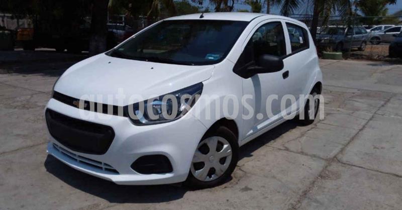 Chevrolet Beat LT usado (2020) color Blanco precio $144,900