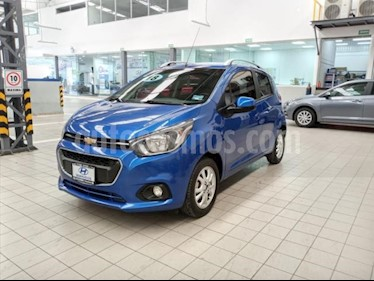 Chevrolet Beat 5P LTZ L4/1.2 MAN usado (2018) color Azul precio $149,000