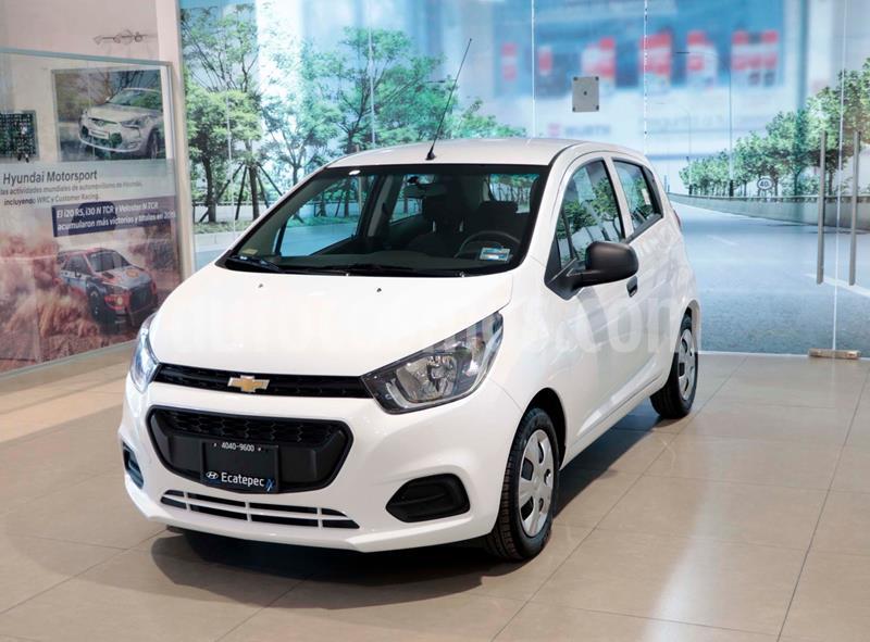 Chevrolet Beat LT usado (2020) color Blanco precio $164,300