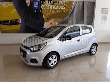 Chevrolet Beat 5P LT L4/1.2 MAN usado (2018) color Plata precio $146,900