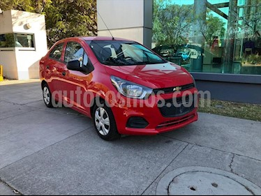 Chevrolet Beat LT usado (2019) color Rojo precio $170,000