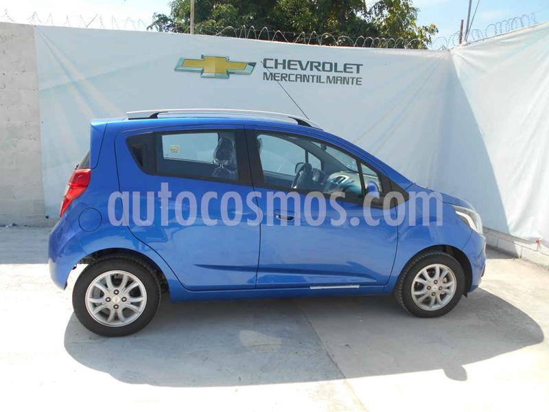 OfertaChevrolet Beat LTZ Sedan nuevo color Azul precio $207,900