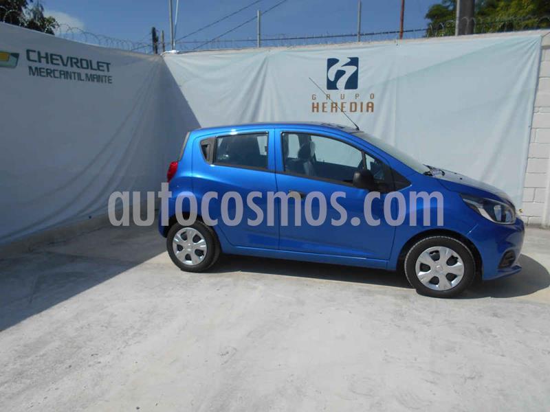 Chevrolet Beat LT nuevo color Azul precio $202,700