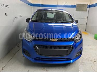 Chevrolet Beat LT usado (2020) color Azul Espacio precio $149,900