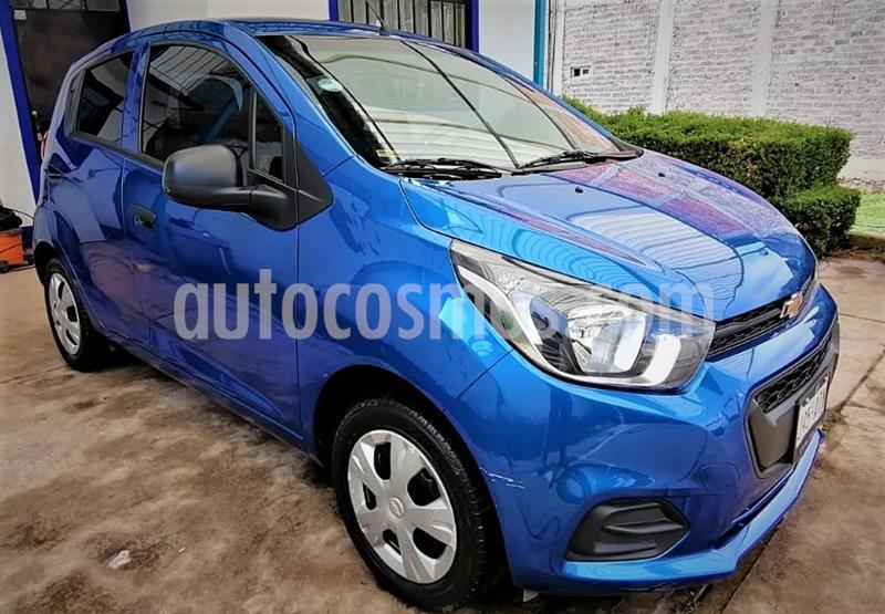 Chevrolet Beat LS usado (2018) color Azul precio $117,499