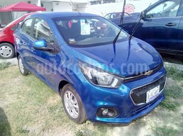 Chevrolet Beat LTZ usado (2018) color Azul precio $182,000