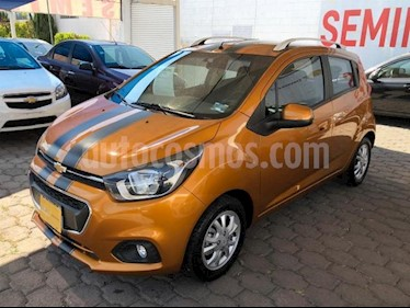 Chevrolet Beat 5P LTZ L4/1.2 MAN usado (2018) color Naranja precio $165,000