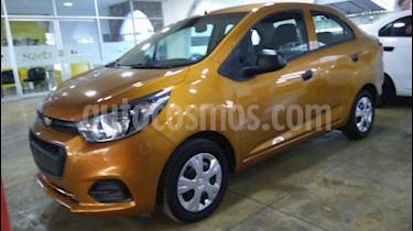 Chevrolet Beat 4p NB LT L4/1.2 Man usado (2019) color Naranja precio $149,900