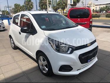 Chevrolet Beat BEAT LT TM usado (2018) color Blanco precio $130,000