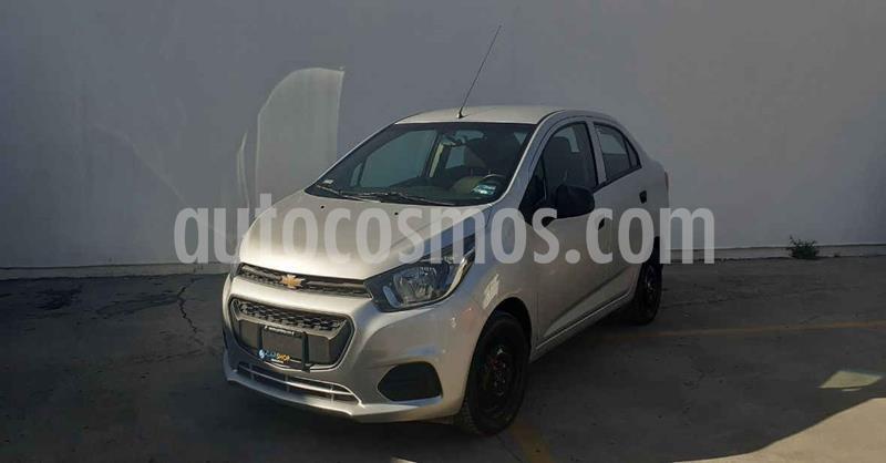 foto Chevrolet Beat LT Sedán usado (2020) color Plata precio $143,900
