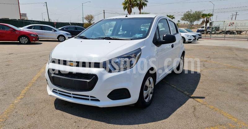Foto Chevrolet Beat LT usado (2020) color Blanco precio $139,900