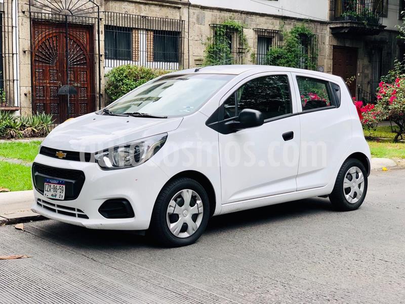 Foto Chevrolet Beat Hatchback LT usado (2019) color Blanco precio $132,000