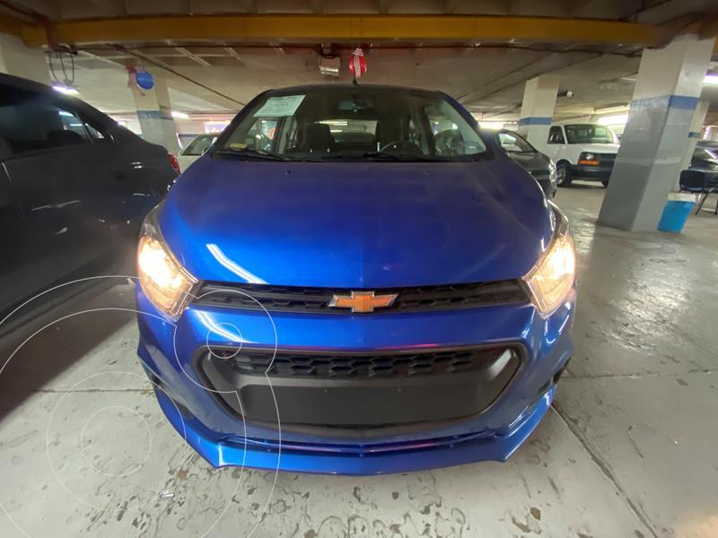 Chevrolet Beat Notchback LT  usado (2020) color Azul Denim precio $169,000
