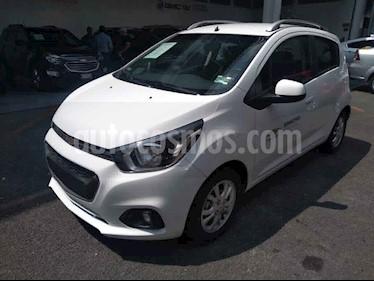 Chevrolet Beat 5p LTZ L4/1.2 Man usado (2019) color Blanco precio $180,300