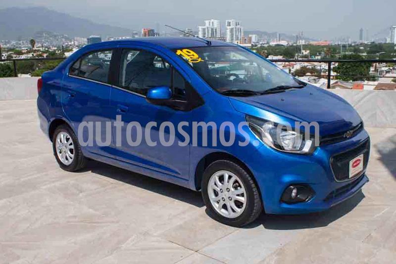 Chevrolet Beat LTZ usado (2019) color Azul precio $169,700