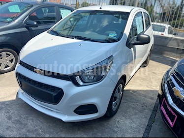 Chevrolet Beat LT usado (2019) color Blanco precio $135,900