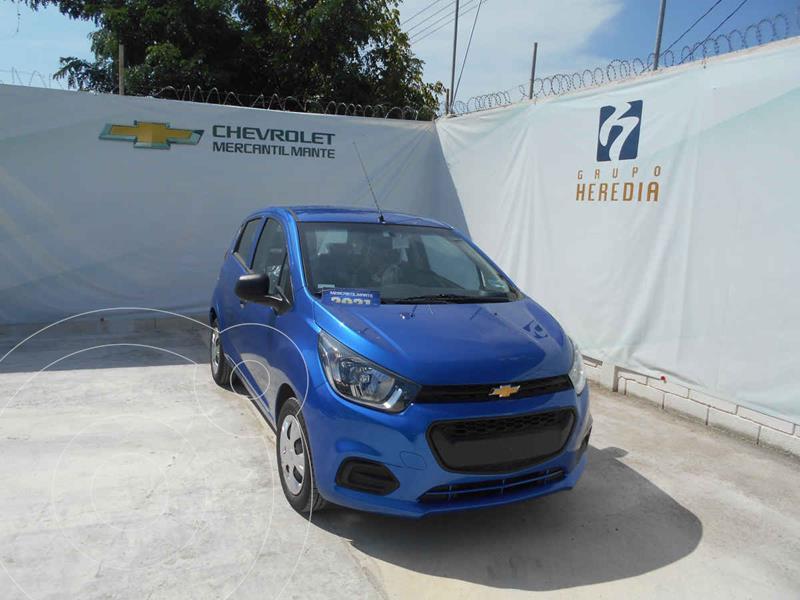 OfertaChevrolet Beat Hatchback LT nuevo color Azul precio $200,200