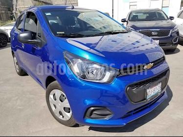 Chevrolet Beat 5p LT L4/1.2 Man usado (2019) color Azul precio $165,000