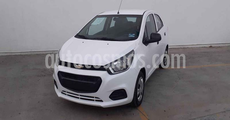 Chevrolet Beat LT Sedan usado (2020) color Blanco precio $143,900