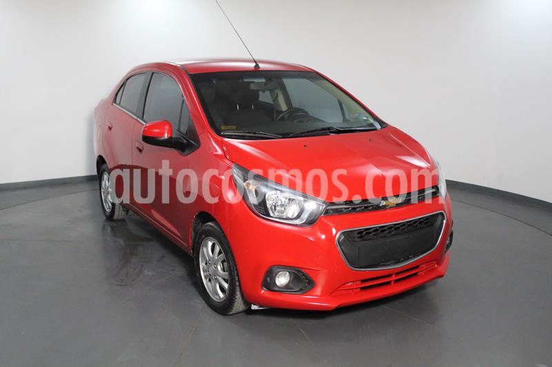 Chevrolet Beat LTZ Sedan usado (2018) color Rojo precio $142,500