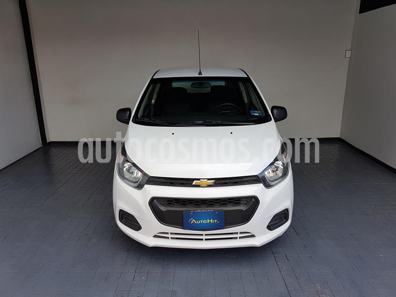 Chevrolet Beat LT usado (2018) color Blanco precio $139,000