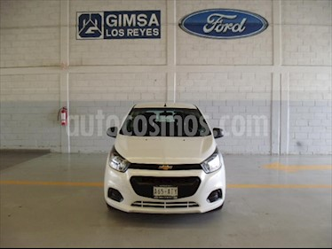 Chevrolet Beat LT usado (2018) color Blanco precio $123,000