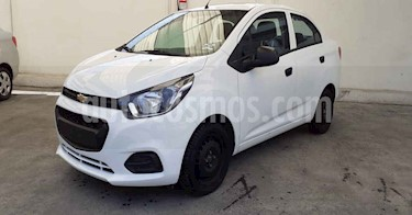 Chevrolet Beat 4p NB LT L4/1.2 Man usado (2019) color Blanco precio $149,900