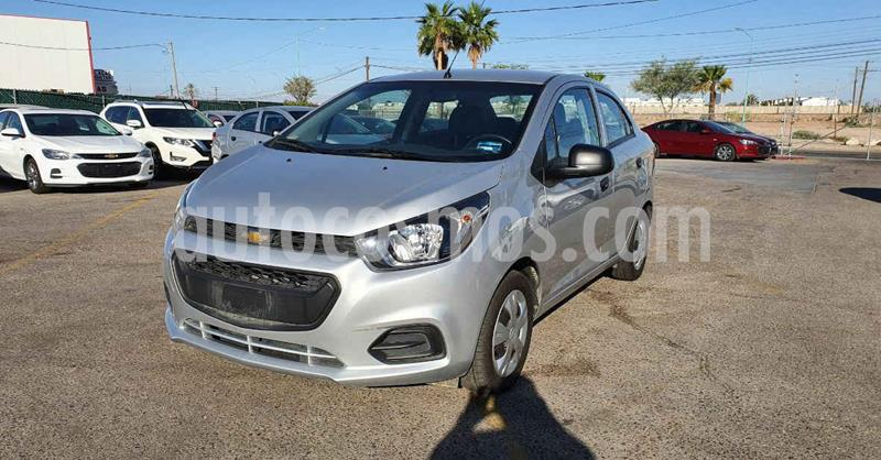 Chevrolet Beat LT Sedan usado (2020) color Plata precio $139,900