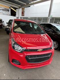Chevrolet Beat LS usado (2018) color Rojo precio $119,000