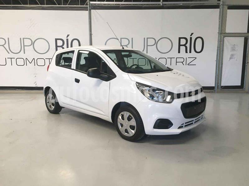Chevrolet Beat LT usado (2019) color Blanco precio $139,000