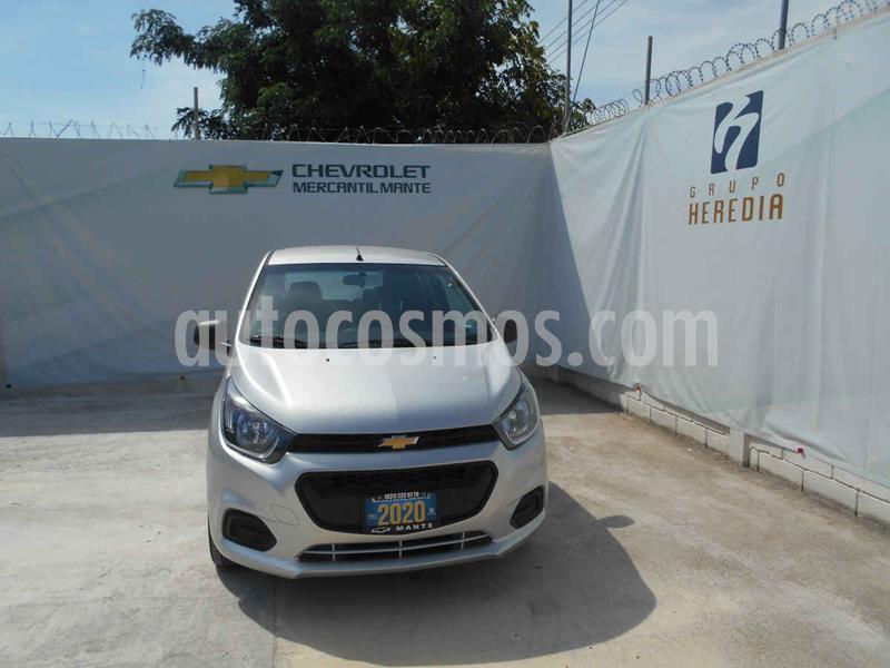 OfertaChevrolet Beat LT Sedan nuevo color Plata precio $185,000