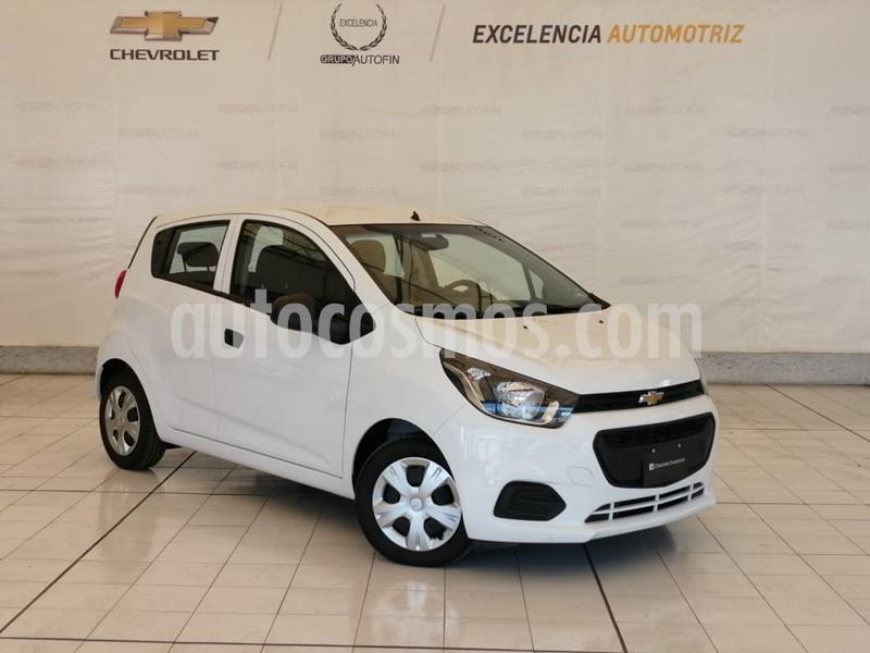 Chevrolet Beat LT usado (2020) color Blanco precio $165,000