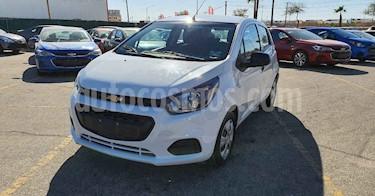 Chevrolet Beat 5p LT L4/1.2 Man usado (2019) color Blanco precio $129,800