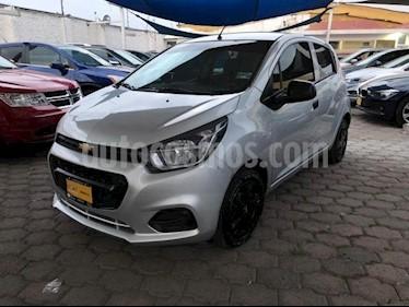 Chevrolet Beat 5P LS/CARGO L4/1.2 MAN usado (2018) color Plata precio $135,000