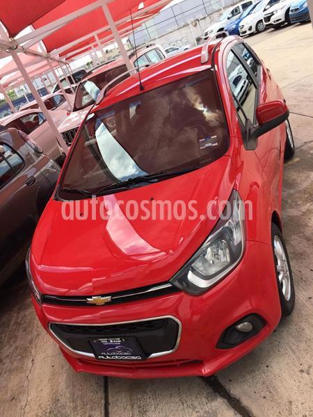 Chevrolet Beat LTZ usado (2018) color Rojo precio $147,000