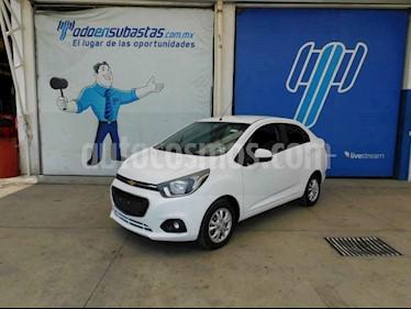 Chevrolet Beat LTZ Sedan usado (2020) color Blanco precio $133,000