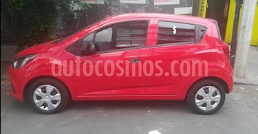 Chevrolet Beat LT usado (2018) color Rojo precio $128,000