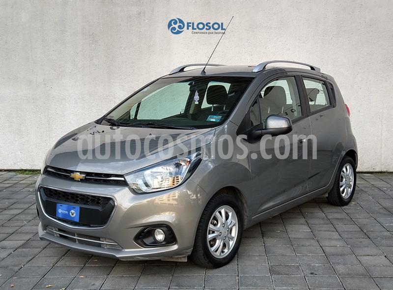 Chevrolet Beat LTZ usado (2018) color Cafe precio $145,000